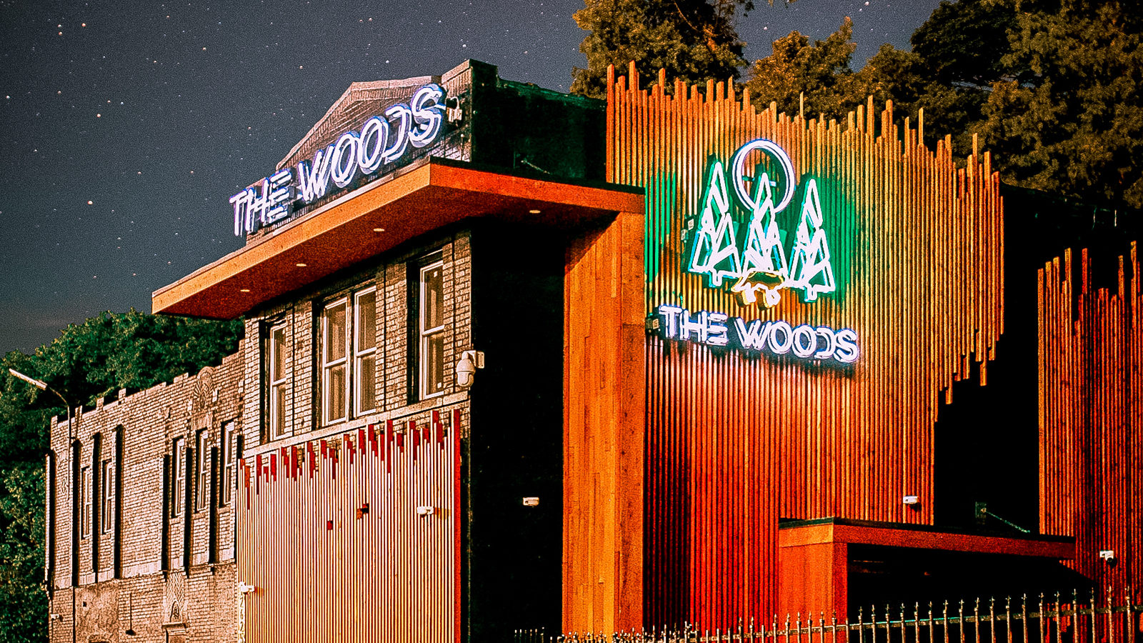 The Woods Detroit